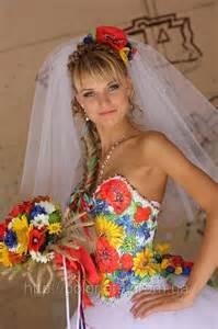 traditional ukrainian wedding dress ukrainian inspired wedding dress slavic style