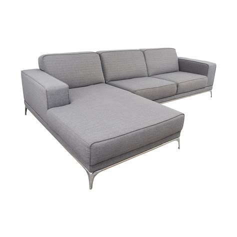 light grey sectional light grey sectional sofa agata sectional sofa light grey
