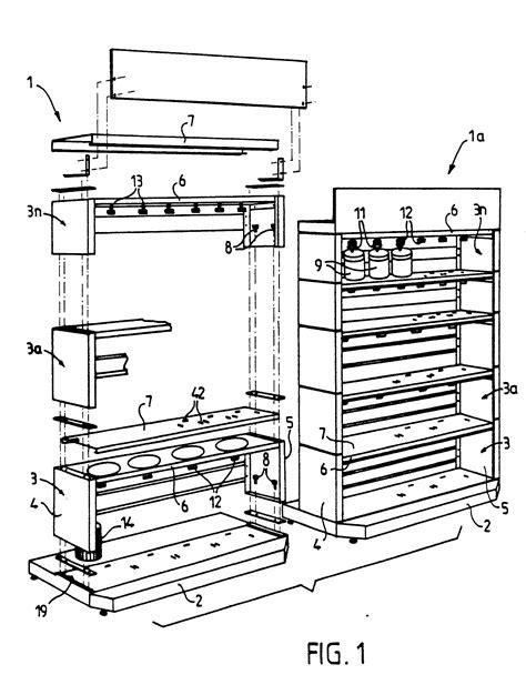 schrank baukasten patente ep0409715a1 baukasten schrank f 252 r ein r 252 hrwerk