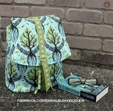 pattern fabric backpack lucy backpack swoon sewing patterns