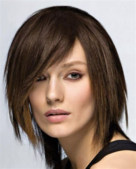 hairstyles for step cut medium hair step cut hair the new year with new hairstyle start