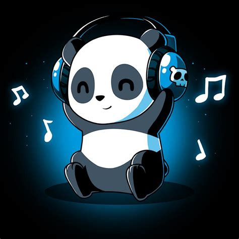 imagenes kawaii panda panda playlist t shirt teeturtle kawaii pinterest
