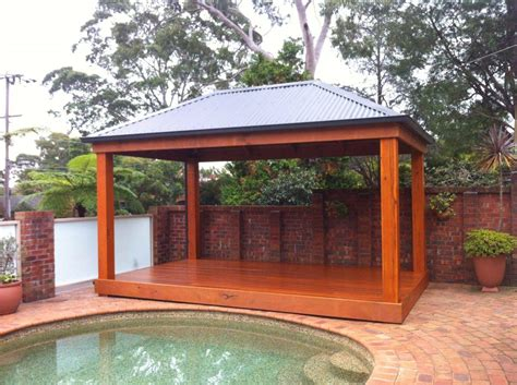 il gazebo buy customised gazebos aarons outdoor living