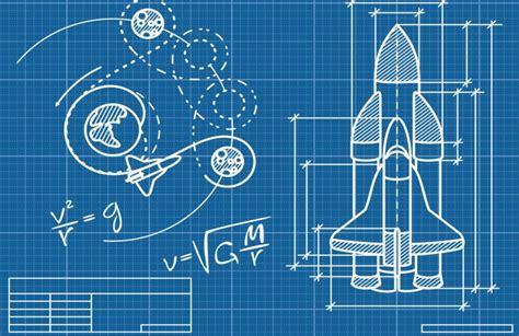 make a blueprint rocket blueprint wallpaper wall mural muralswallpaper co uk