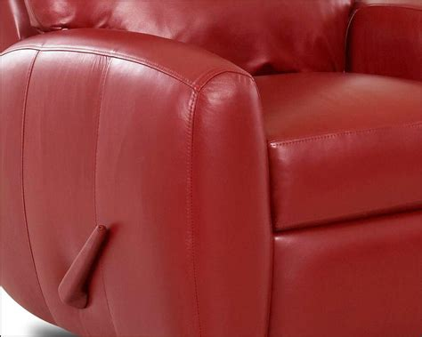 What Is The Best Recliner Made by American Made Best Leather Reclining Chair Ventana Clp114