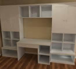 Storage Wall Units by Canterbury Storage Wall Unit Amp Desk Children S Bedroom