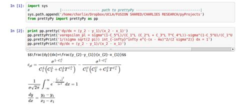 latex syntax tutorial how to write latex in ipython notebook stack overflow