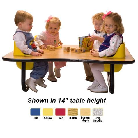 infant feeding table infant daycare furniture feeding table