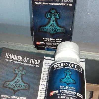 jual obat kuat dan pembesar penis hammer of thor asli