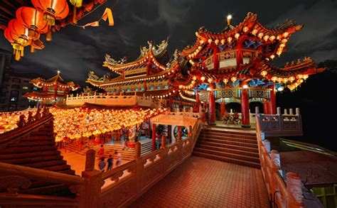 visiting kl during new year thean hou temple in kuala lumpur malaysia places to see