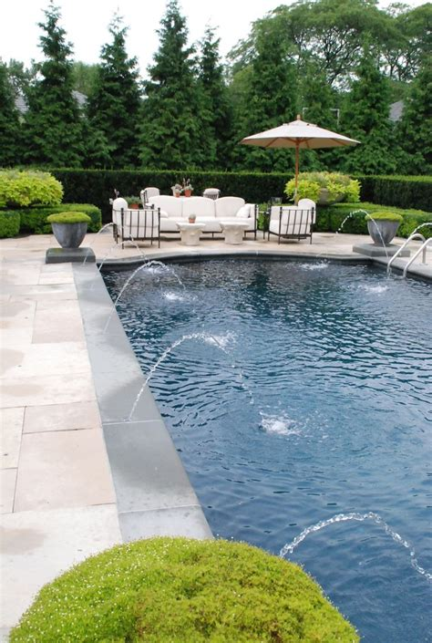 backyard inspirations back yard swimming pool gallery and best ideas about pools