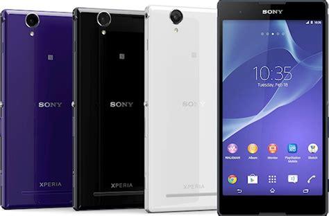 Hp Android Sony T2 Ultra harga sony xperia t2 ultra spesifikasi android lte terbaru newhairstylesformen2014