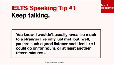 7 Tips On Speaking by Ielts Speaking Tips How To Achieve 7 0