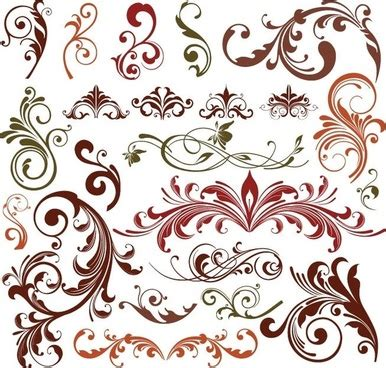 Free Design Vector Ai | floral free vector download 7 036 free vector for