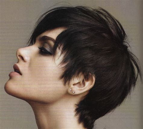 short hair longer on top and over ears tendances coiffure et coupes cheveux 2012 blog coiffure