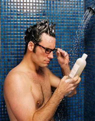 Losing Hair In The Shower by Commercial Shoos For Hair Loss