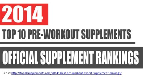 best pre workout 2014 2014 s top 10 best pre workout supplements