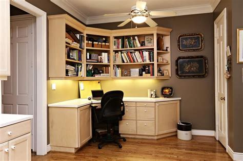 Small Built In Desk 1000 Images About Built In Desk Bookshelf On Corner Office Bookcases And Fireplaces