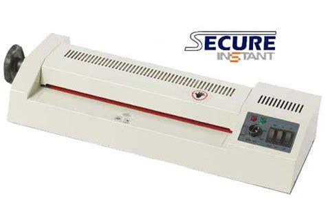 Mesin Laminating Secure Compact A4 jual mesin laminating bandung harga mesin laminating dsb