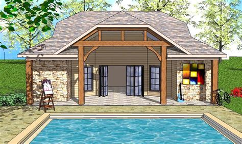 house plans with covered porch tiny house plan with vaulted interior and covered porch 530020ukd architectural designs