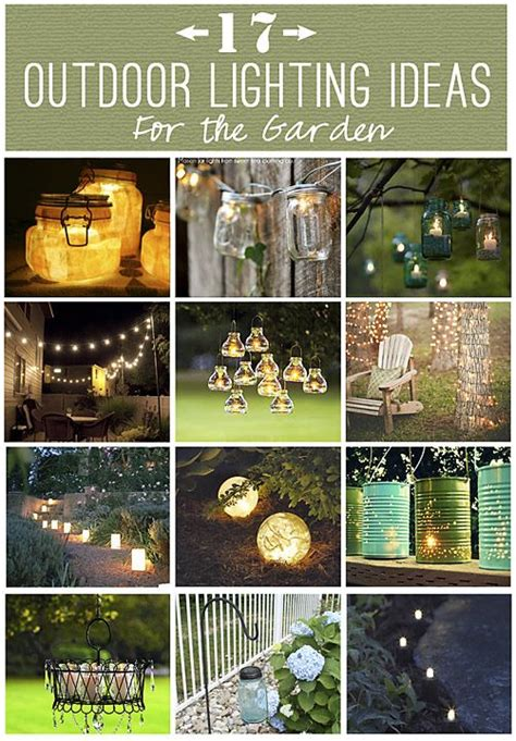 17 Best Images About Diy Crafts On Outdoor - diy crafts ideas 17 gorgeous outdoor lighting ideas for
