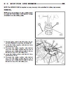 service and repair manuals 2000 daewoo nubira seat position control grand cherokee 2005 service manual repair car service manuals