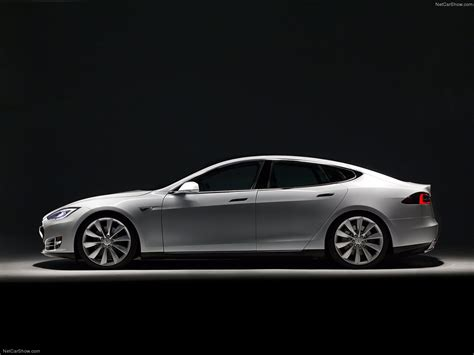 Tesla Luxury Sedan Tesla Model S Is The Best Selling Large Luxury Car In The