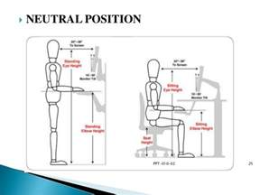 Lumbar Support Chair Ergonomics