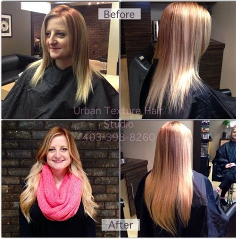 calgary salons balayage 11 best hair extensions hot heads images on pinterest
