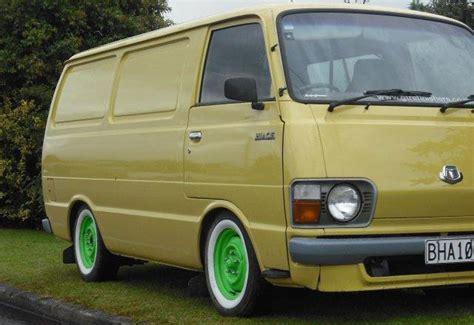 Toyota Vans 1980s 1980 Toyota Hiace Panel Japanese Nostalgic Car
