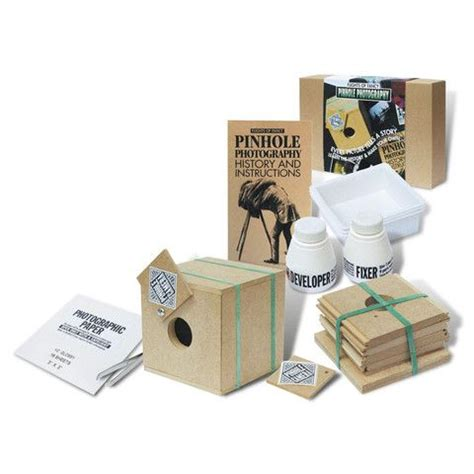 pinhole kit 17 best images about pinhole on box