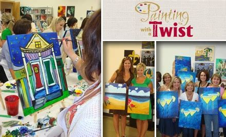 paint with a twist grapevine grapevine 171 painting with a twist 60 painting class