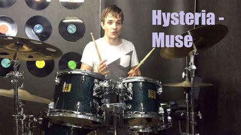 tutorial drum hysteria hysteria drum tutorial muse youtube