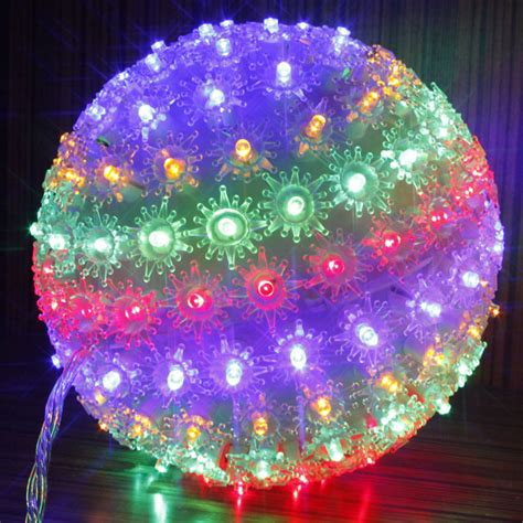 c garden lights birthday decoration lights 150 ball l