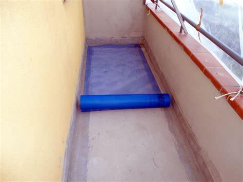 impermeabilizzazione terrazza foto impermeabilizzazione terrazza de decoarte
