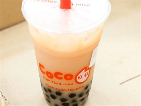 coco bubble tea cool drinks ny grapefruit yakult from coco fresh tea and