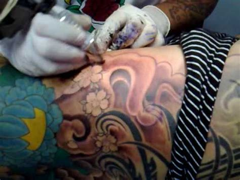 tattoo yakuza youtube tatoo yakuza da ro 3 part youtube