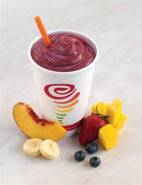 5 fruit frenzy jamba juice great service restaurants