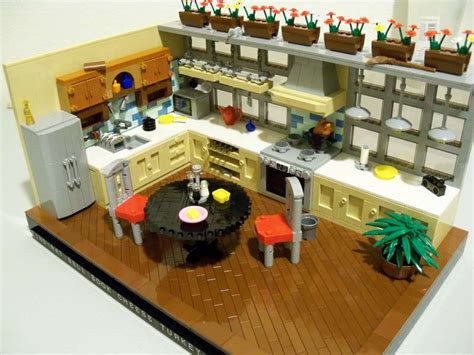 lego kitchen moc kitchen special lego themes eurobricks forums