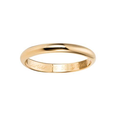 yellow gold wedding ring   iPunya