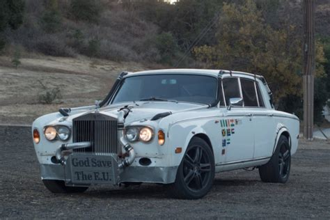 rolls royce modified modified rolls royce heads to auction aol