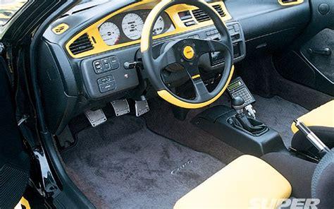 Honda Civic 1994 Interior by 1994 Honda Civic Si Hatchback Christopher Kubiak S Build
