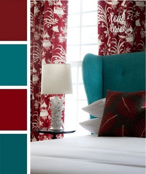 Teal And Raspberry Bedroom 17 best images about teal color scheme for living