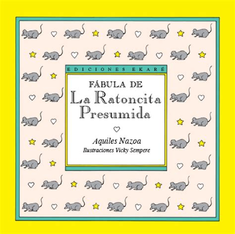 issuu f 225 bula de la ratoncita presumida by ediciones ekar 233