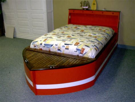 twin boat bed twin boat bed plans