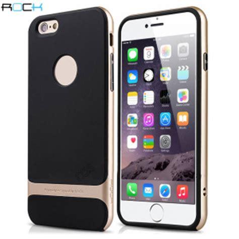 Casing Iphone 6 Plus6s Plus rock royce iphone 6 plus hybrid chagne gold