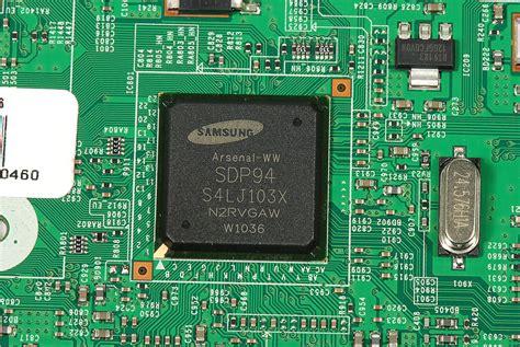 transistor hor tv samsung cracking open the 55 quot samsung led tv un55d6300sf techrepublic