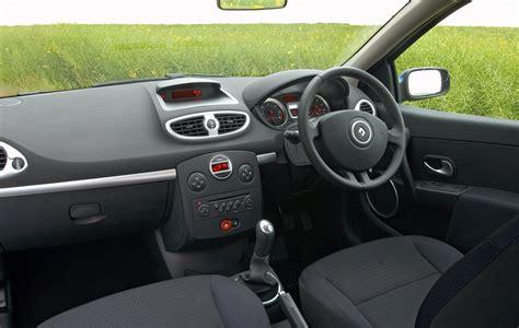 renault clio 2007 interior renault announces prices for clio sport tourer