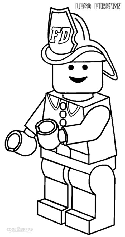 fireman coloring pages for kids printable az coloring pages