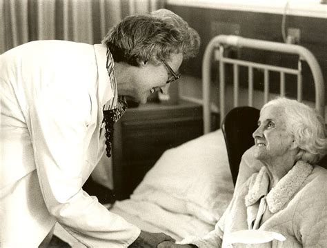 Dame Cicely Saunders An With A Kristin Metzger Finding Your
